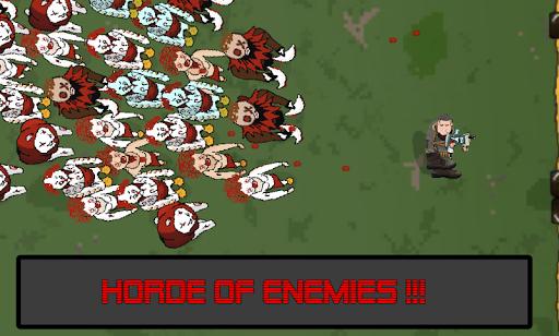 MonsterWay To Heaven - لقطات شاشة ألعاب Zombie Games غير متصلة بالإنترنت 2