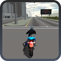 Motorbike Driving Simulator 3D icon