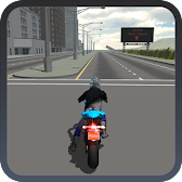 Motorbike Driving Simulator 3D APK Icon