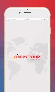 Happy Tour - náhled