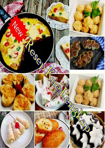 Resep Kue Lengkap