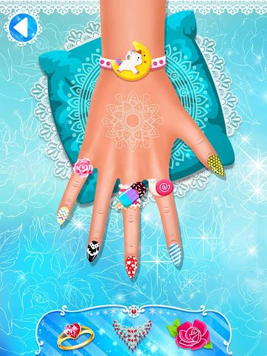 Nail Salon : Nail Designs Nail Spa Games for Girls  screenshots 10