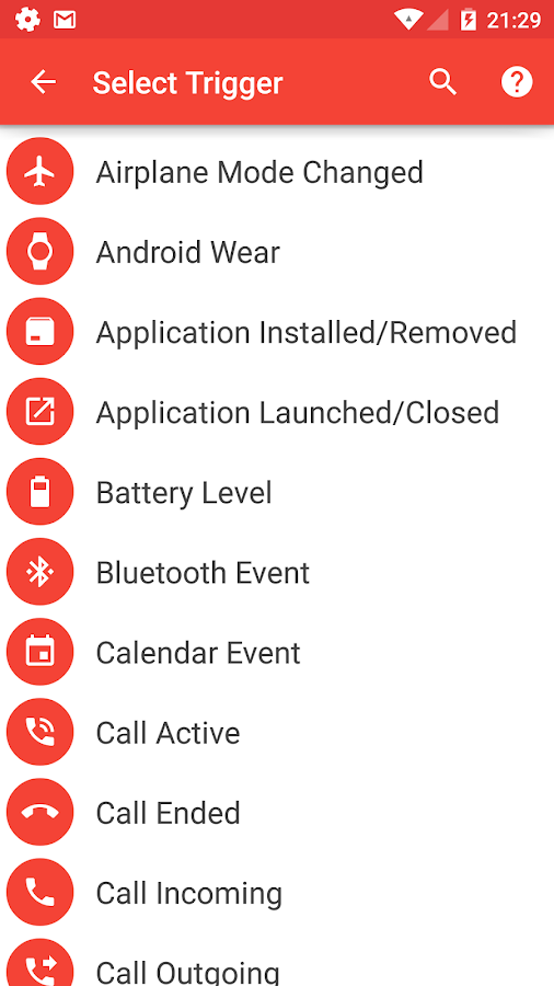 MacroDroid - Device Automation- screenshot