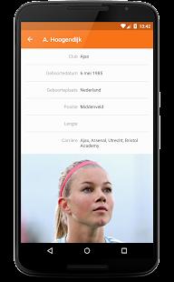 Oranje - WK Dames- screenshot thumbnail