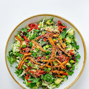 Supergreen Caesar Salad