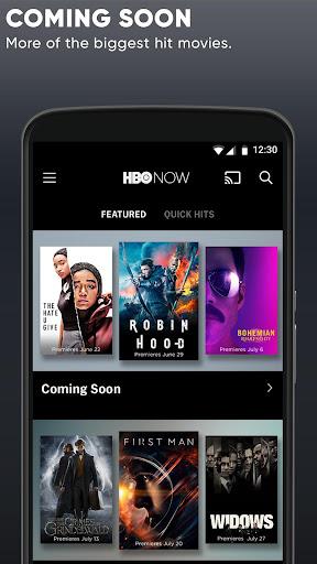 HBO NOW screenshot 3
