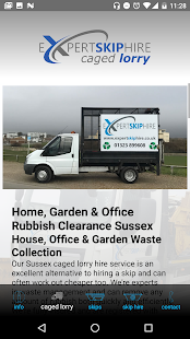 Expert Skip Hire- screenshot thumbnail