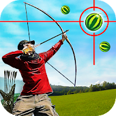 Watermelon Archery Shooting Master