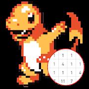 Pokapik Color By Number - Art Pixel Coloring