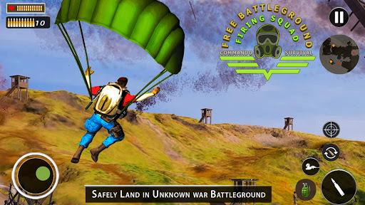 Firing Squad Free Fire Unknown Battleground FPS Apk 1
