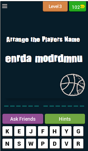 Basketball - NBA Trivia Quiz 3.2.3z screenshots 4