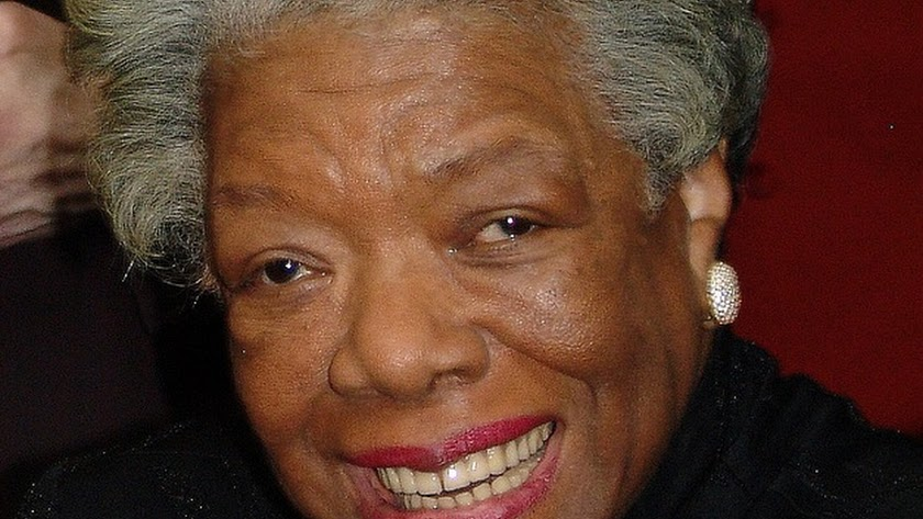 Angelou alcanzó la fama a pesar de nacer pobre y negra en un periodo de segregación racial (Foto: John Mathew Smith & www.celebrity-photos.com).