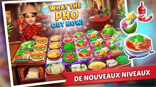 Télécharger Gratuit Cooking Crush: Jeux De Cuisine Et Jeux Restaurant APK MOD (Astuce) screenshots 1