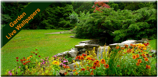 garden live hd wallpapers apps on google play - Live Garden
