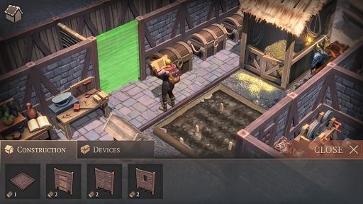 Grim Soul: Dark Fantasy Survival apkpoly screenshots 7