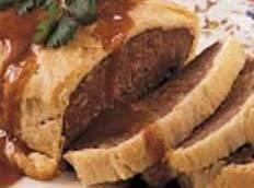 Meat Loaf Wellington Recipe