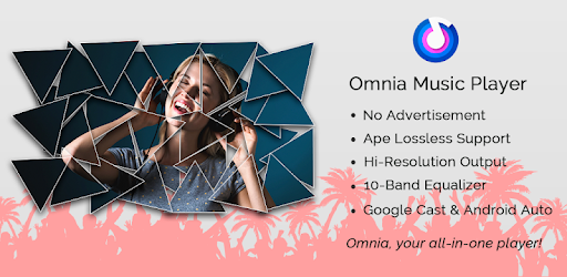 Omnia Music Player - Hi-Res MP3 Player, APE Player - Apps on