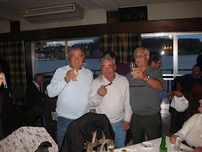 Photo: Serrano, Freire e Louro