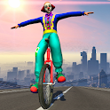 Save Clown Happy Wheels icon