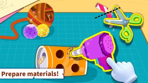 Baby Panda's Animal Puzzle screenshot 2