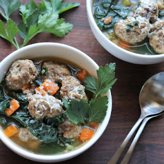 Instant Pot Italian Wedding Soup Recipe
