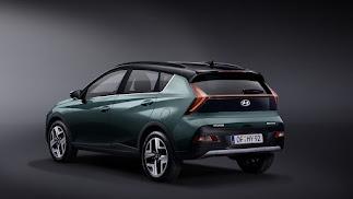 Hyundai Almerialva ya dispone del nuevo Hyundai Bayon
