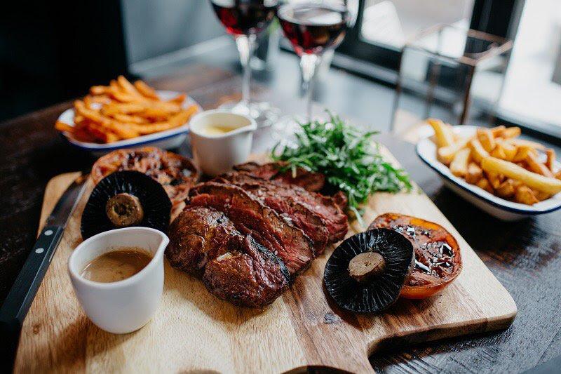 White Lion Hotel Tenterden - restaurant, bar food