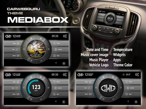 CarWebGuru Launcher screenshot 1
