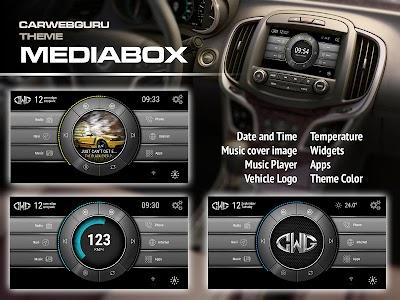 CarWebGuru Launcher 2 69 R1 + (AdFree) APK for Android