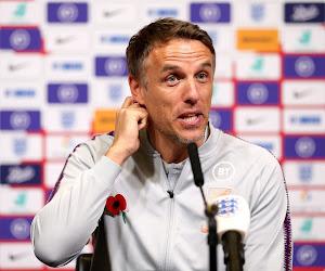 Phil Neville va-t-il quitter son poste de sélectionneur des Lionnes anglaises ?