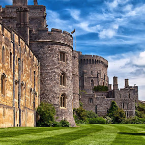 Windsor Castle, UK by Mat Tmil - Buildings & Architecture Public & Historical (  )