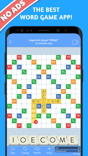 Word Crack (Ad free)  screenshots 1