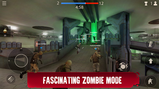 Zombie Rules - Mobile Survival & Battle Royale 1.3 Screenshots 2