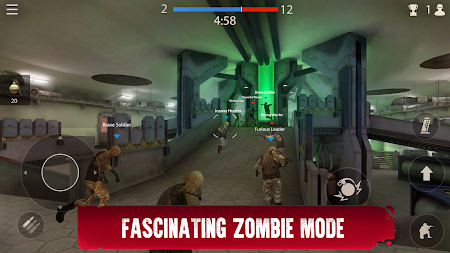 Zombie Rules - Shooter of Survival & Battle Royale APK screenshot thumbnail 2