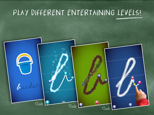LetterSchool: Kids Learn To Write The ABC Alphabet 1.2.7 screenshots 4