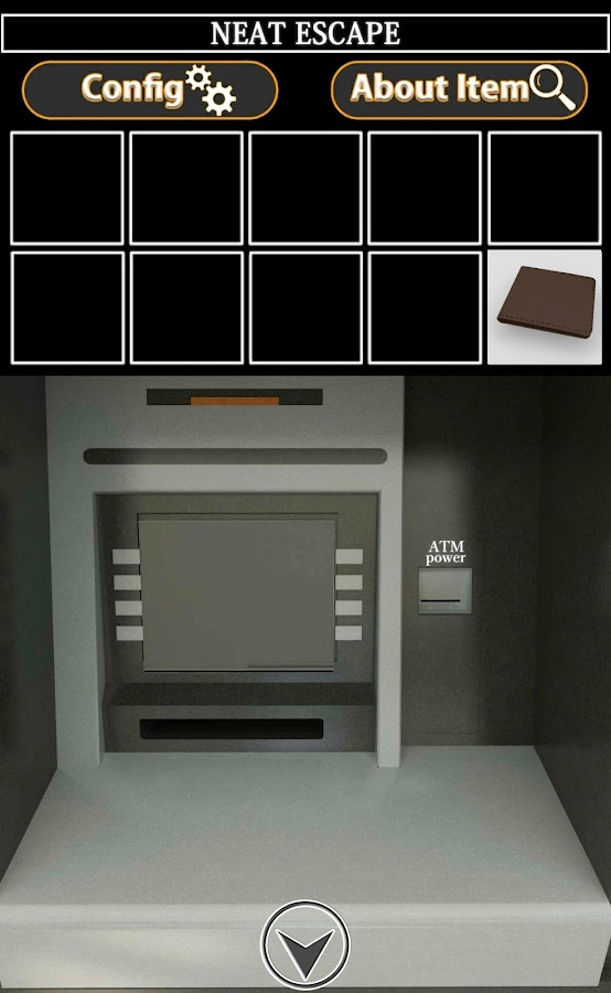 Escape Game: Cash prize ATM- screenshot