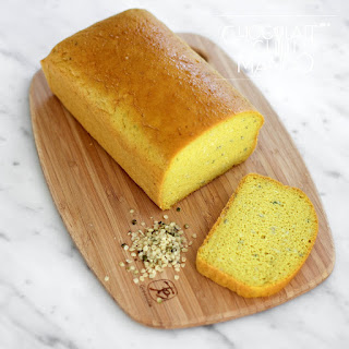 Lupin Protein Bread