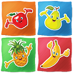 Fruits Memory Game for kids Icon