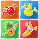 Fruits Memory Game for kids (game)
