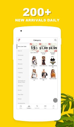 SHEIN - Fashion Shopping Online 6.2.6 screenshots 3