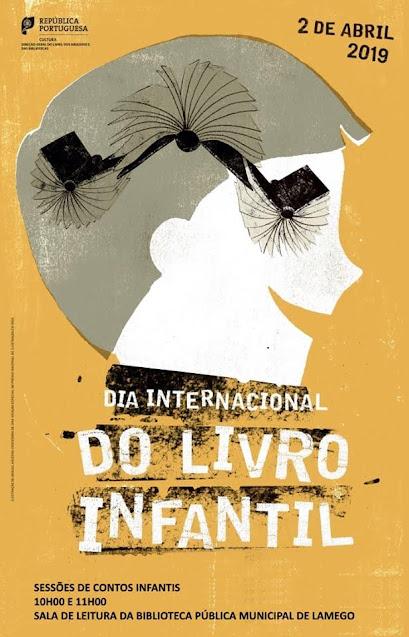 Biblioteca de Lamego assinala Dia Internacional do Livro Infantil