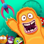 Monster Toy Claw Puzzle Game