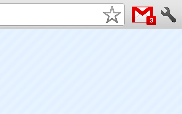 Google Mail-Checker Screenshot