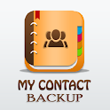 My Contacts Backup icon