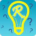 Riddles, visual logic puzzles icon