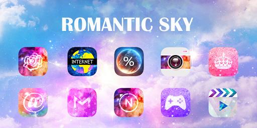 Romantic Sky-Solo Theme