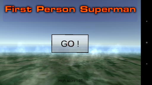First Person Superman