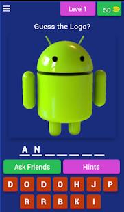 Logo quiz mania - náhled
