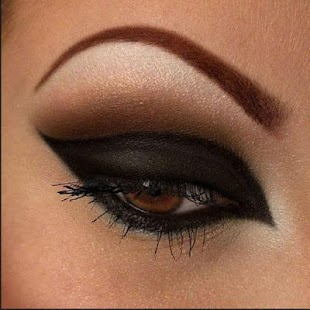 Makeup Eyes Picture - náhled