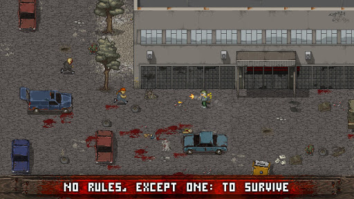 Mini DAYZ: Zombie Survival 1.4.0 screenshots 1